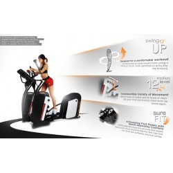 MOMENTUM ELLIPTICAL BIKE WT100