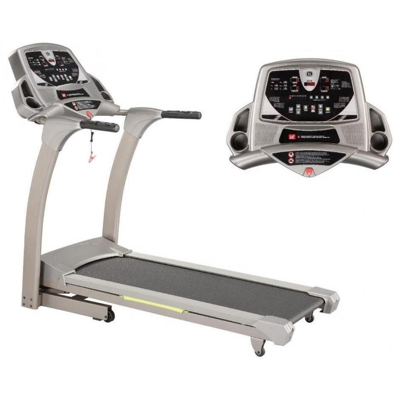 Motorised Treadmill Elx8 Smartlife