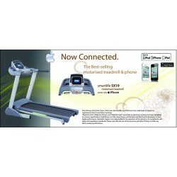 MOTORISED TREADMILL SX19 (APPLE)