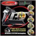 MULTI-FUNTION REVERSE RUNNING MOTORISED TREADMILL F1488
