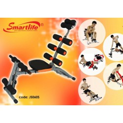 8 Pack Bench